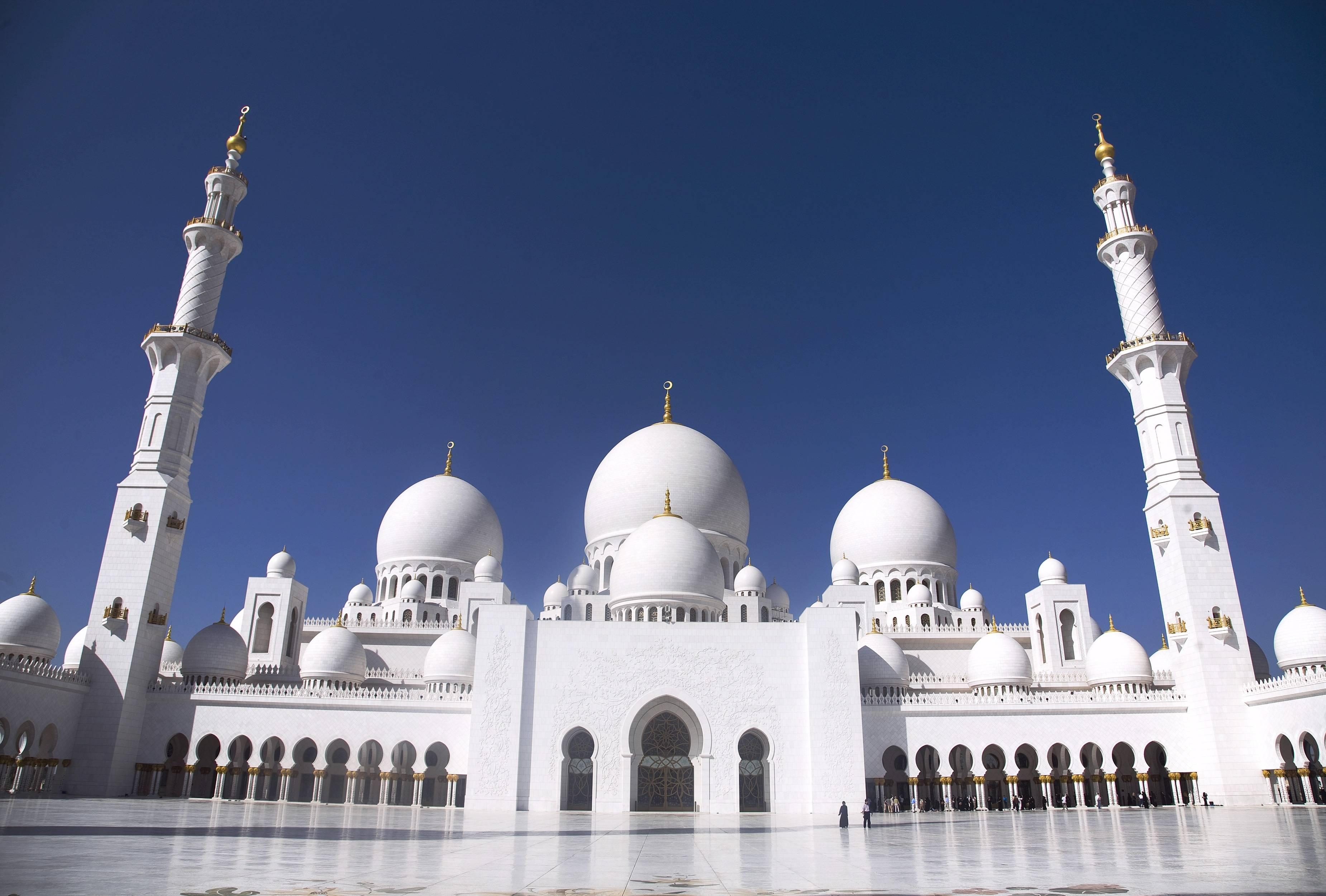 Mosque Wallpapers - Wallpaper Cave