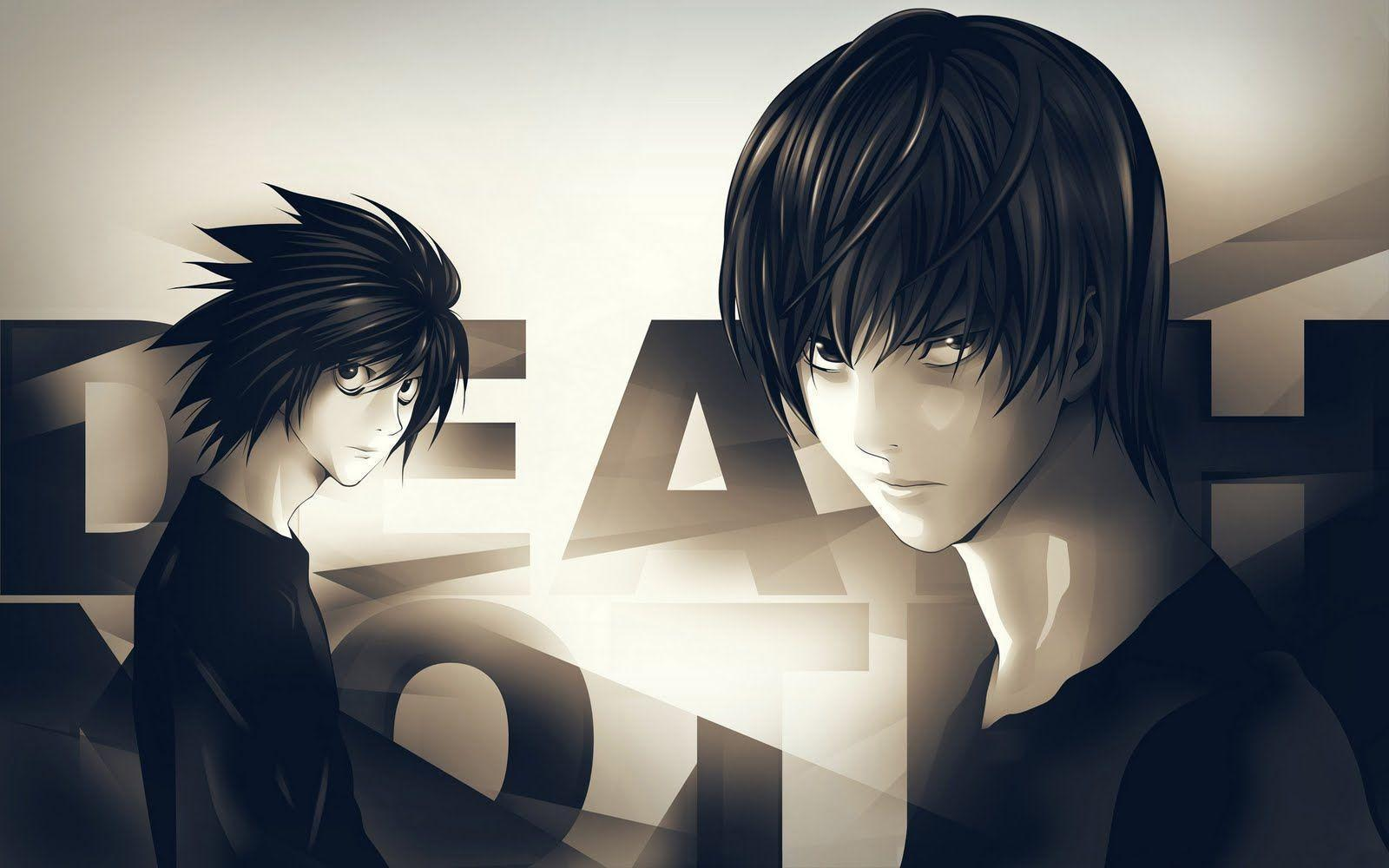 Anime Boys Wallpapers - Wallpaper Cave