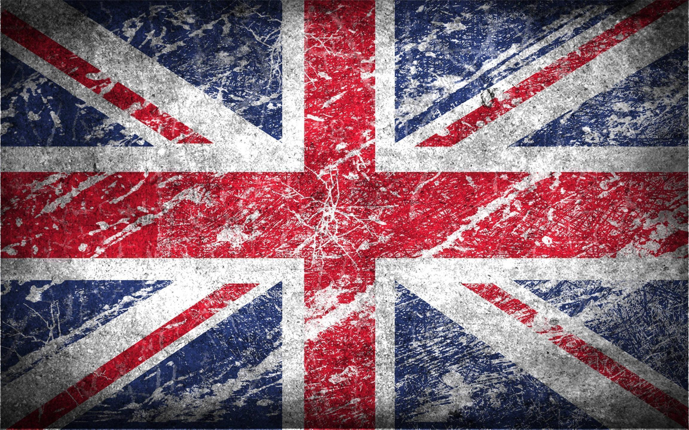 Download Wallpaper 3840x2400 flag, united kingdom, british flag ...