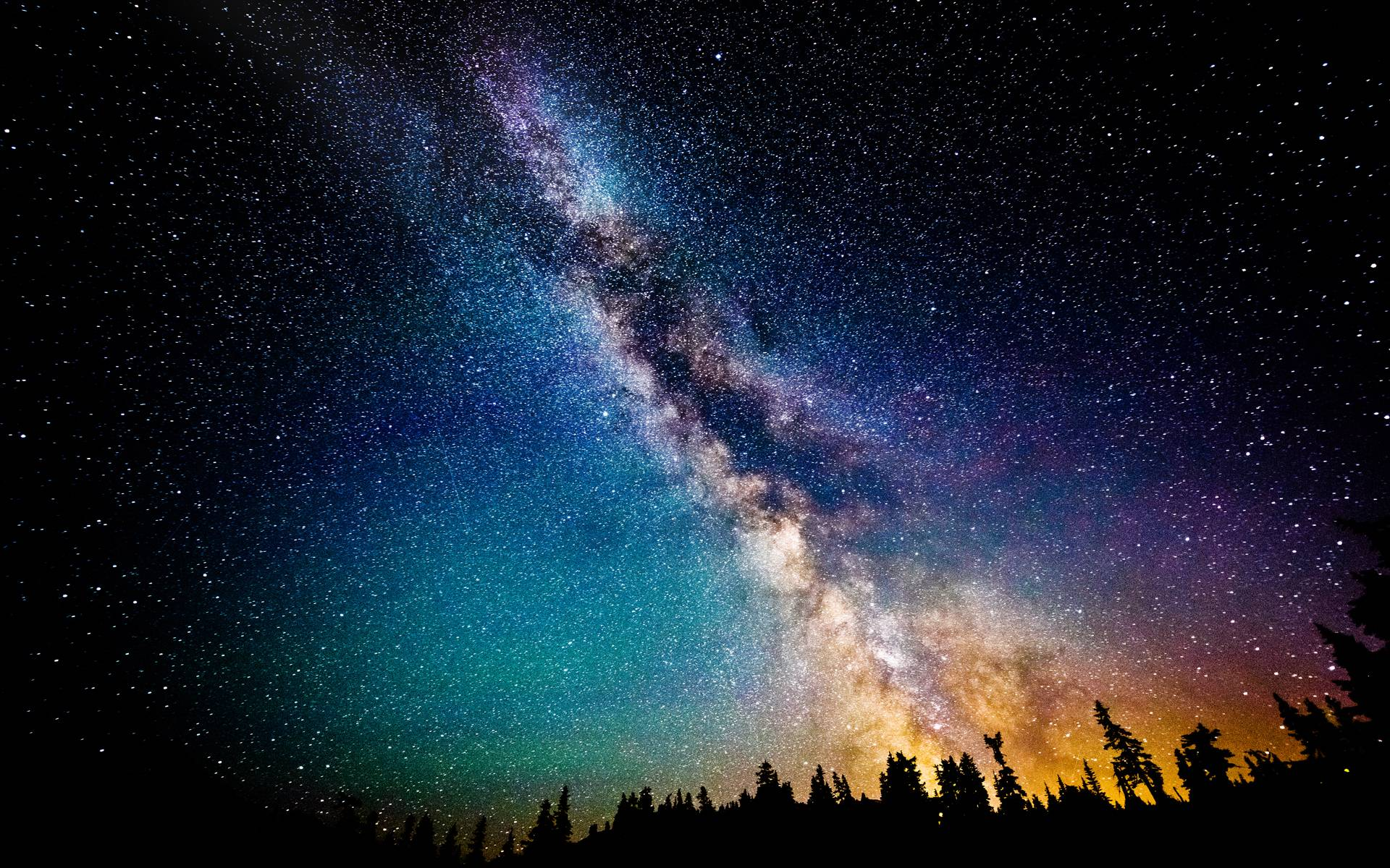 stars night windows 8 1 theme and backgrounds download free