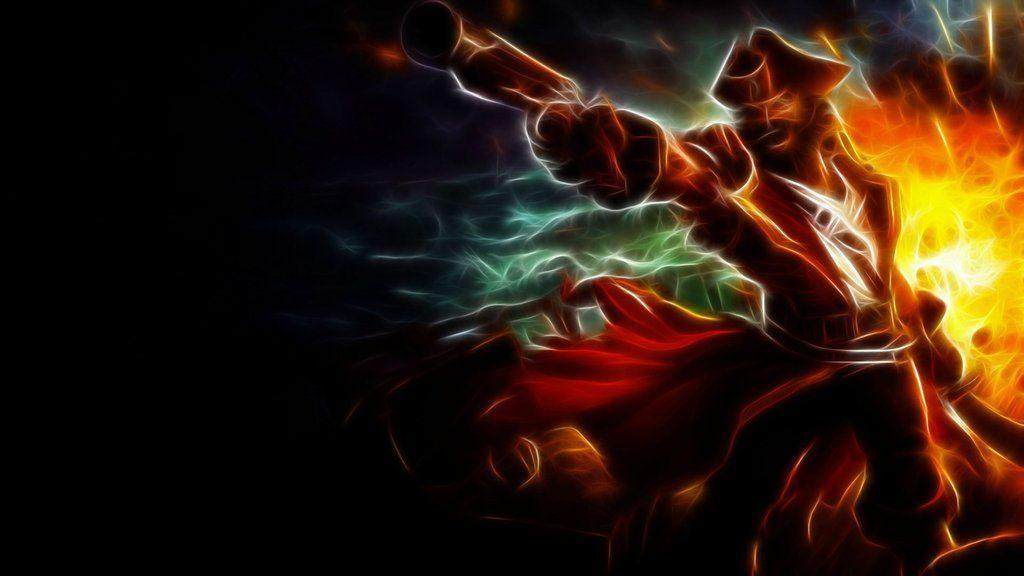 Gangplank | League of Legends | 6 Wallpapers
