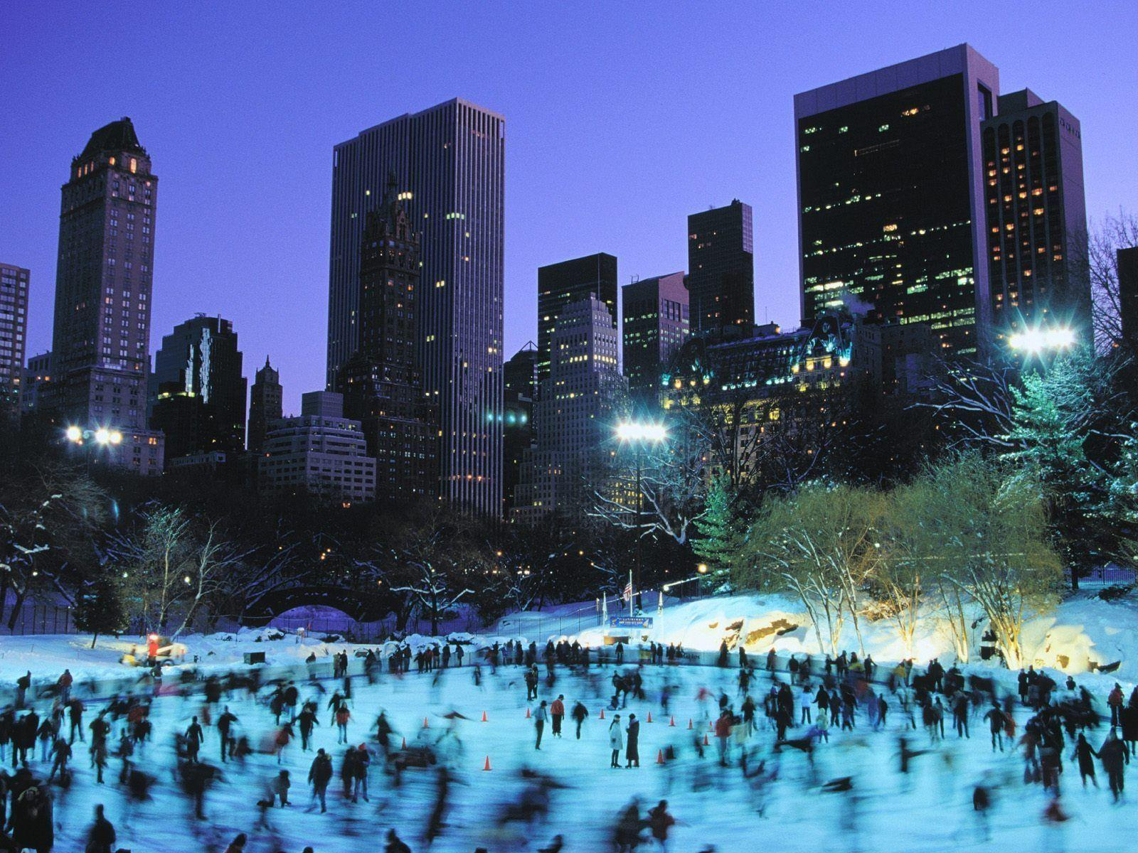 Central Park, New York City Wallpapers