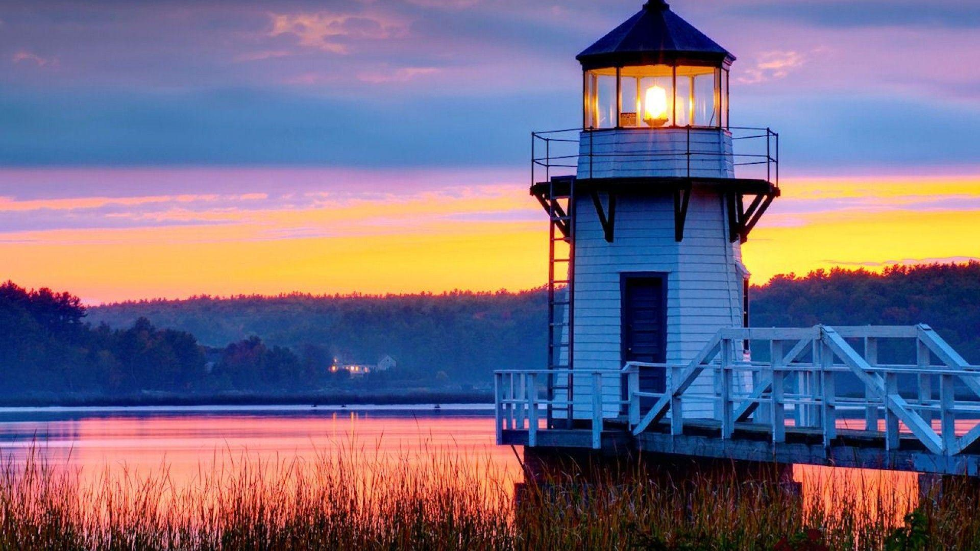 lighthouse wallpaper desktop - photo #9