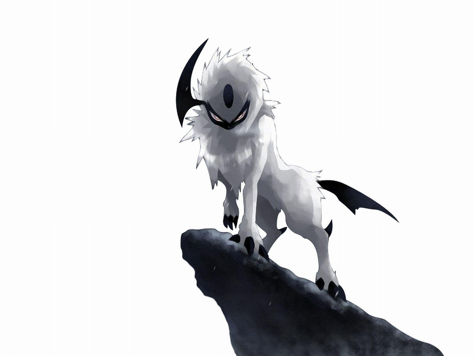 Download Pokemon Absol Wallpapers 1600x1200