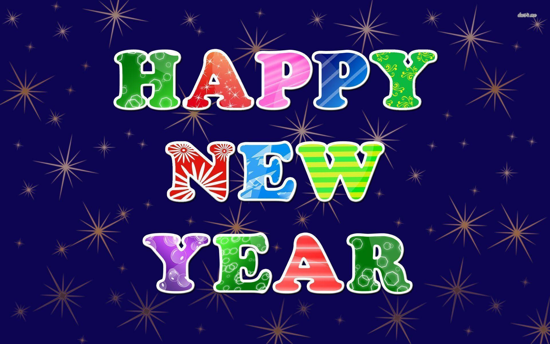 happy new year wallpaper holiday wallpapers