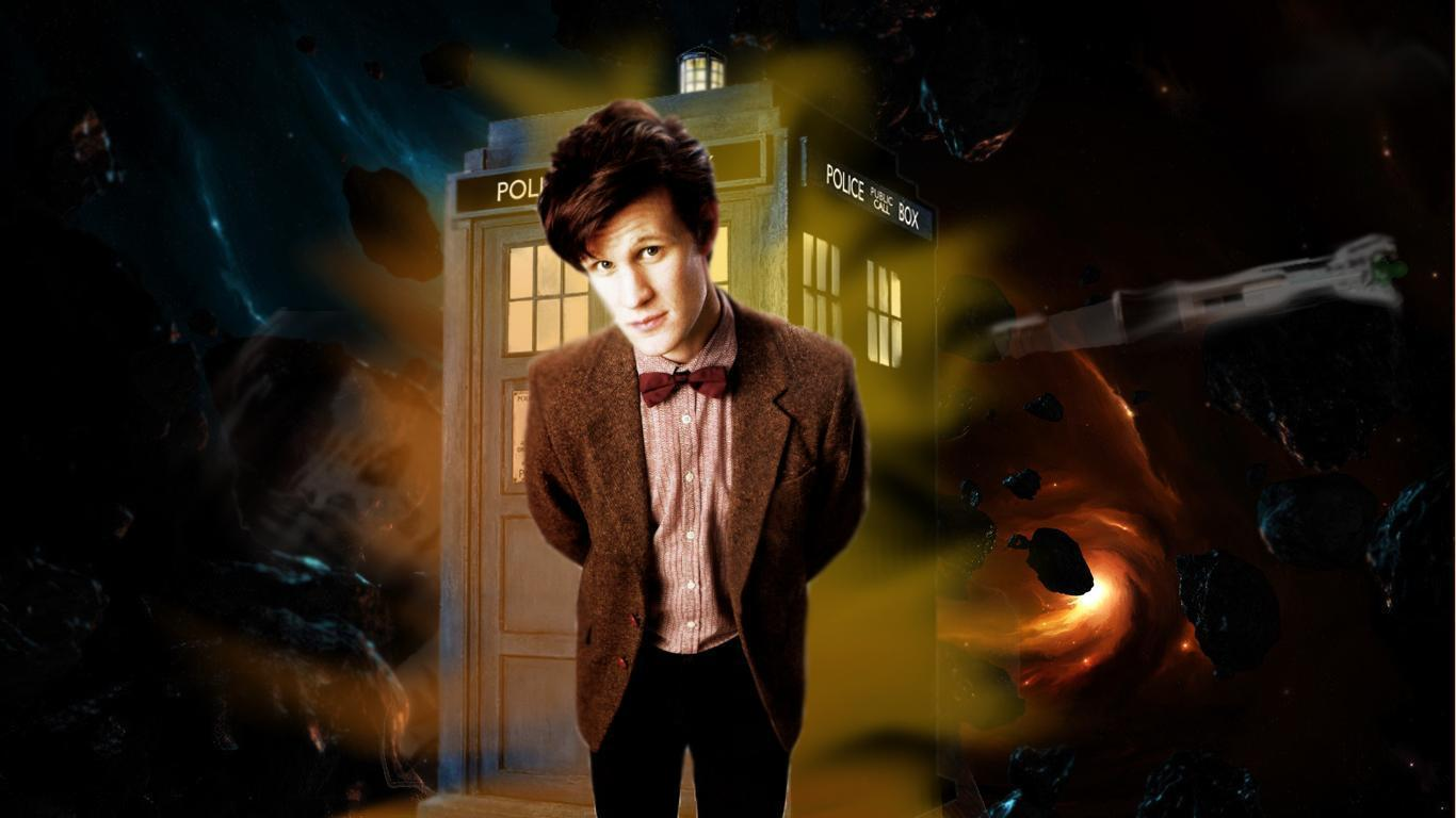 Doctor who wallpaper 11th