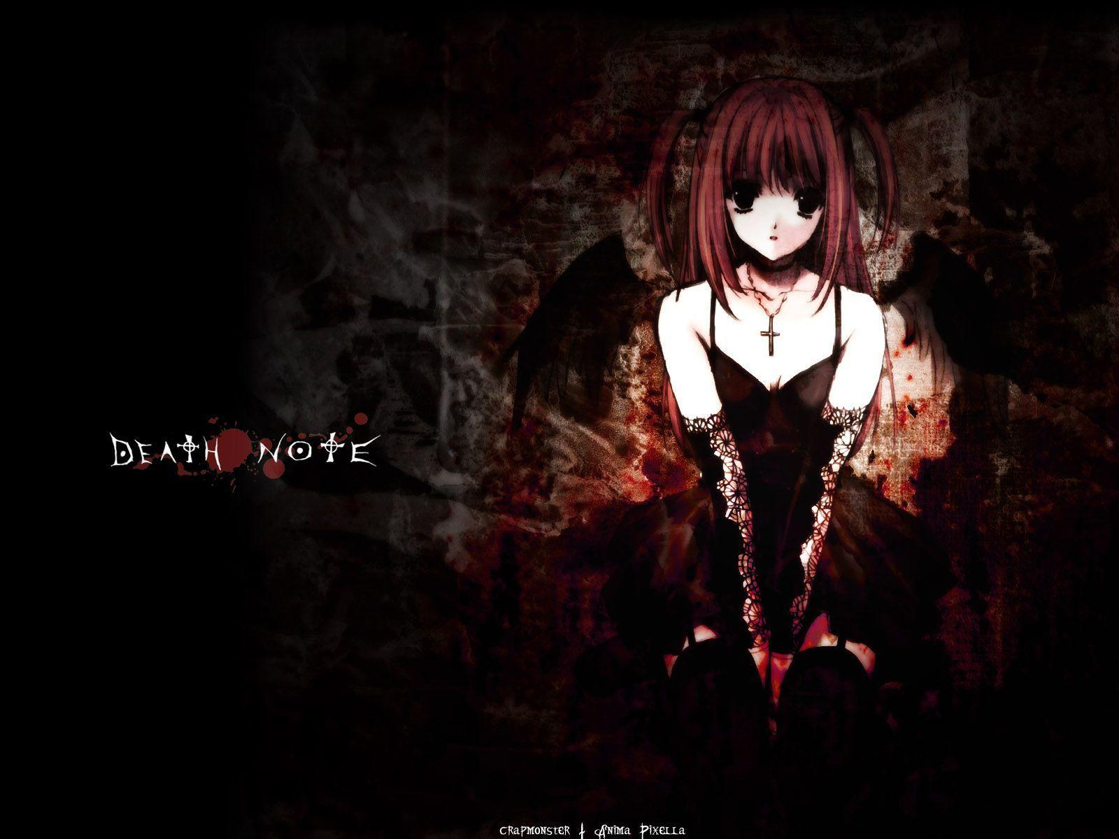 Misa Amane Death Note Anime « wallpafar.com