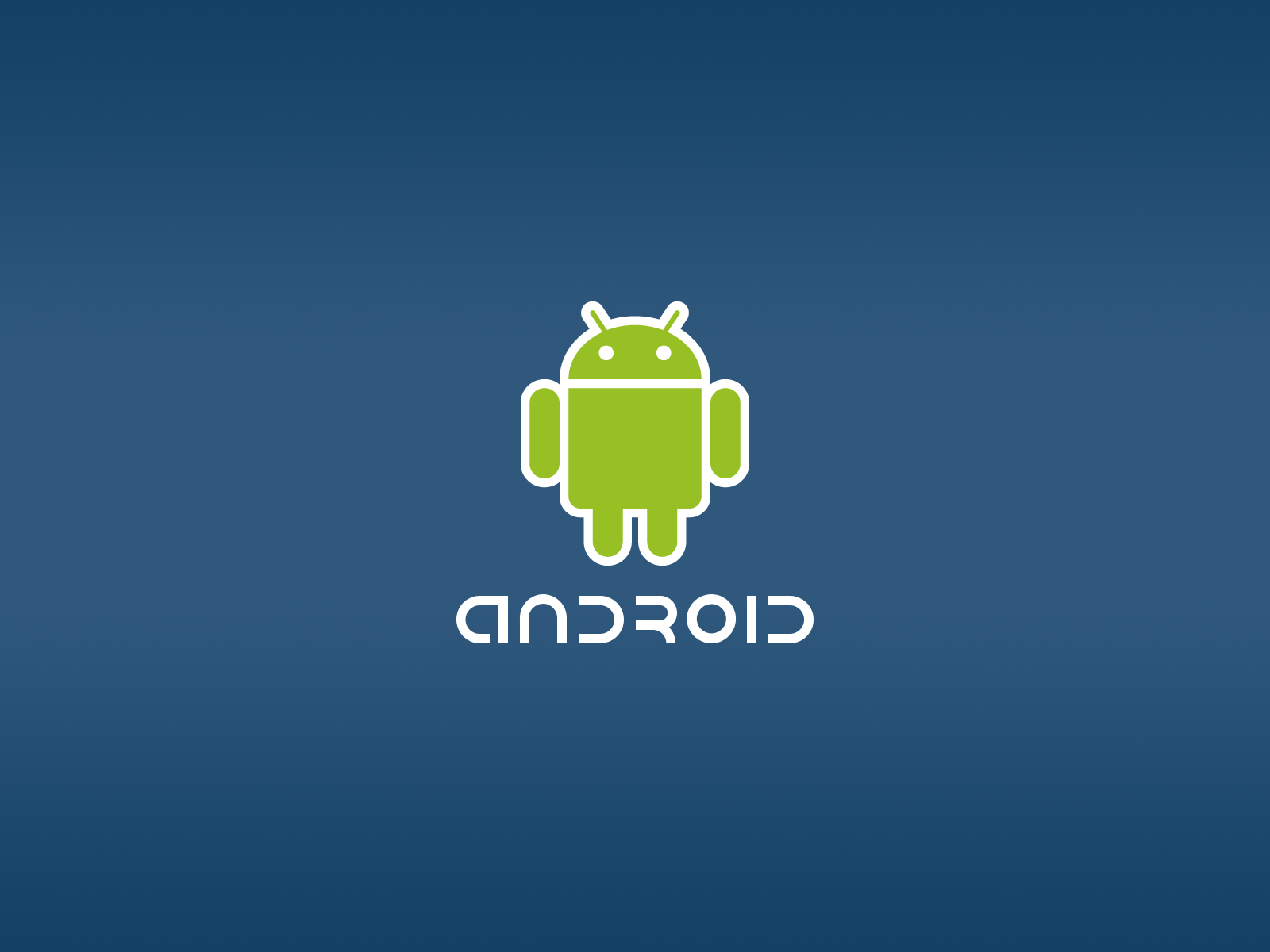 Wallpapers Android Logo