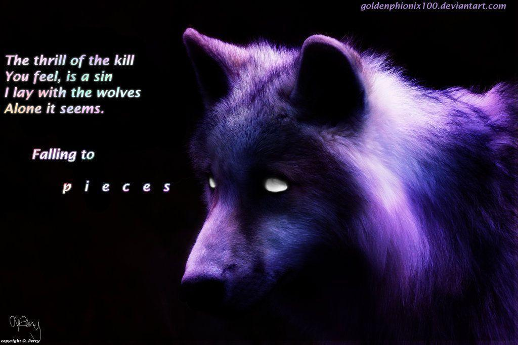 Cool Animal Wallpaper Light Wolf