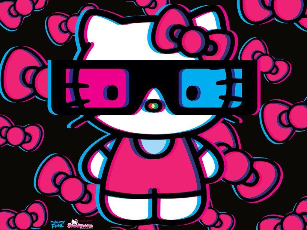 cute pink hello kitty wallpaper - photo #27