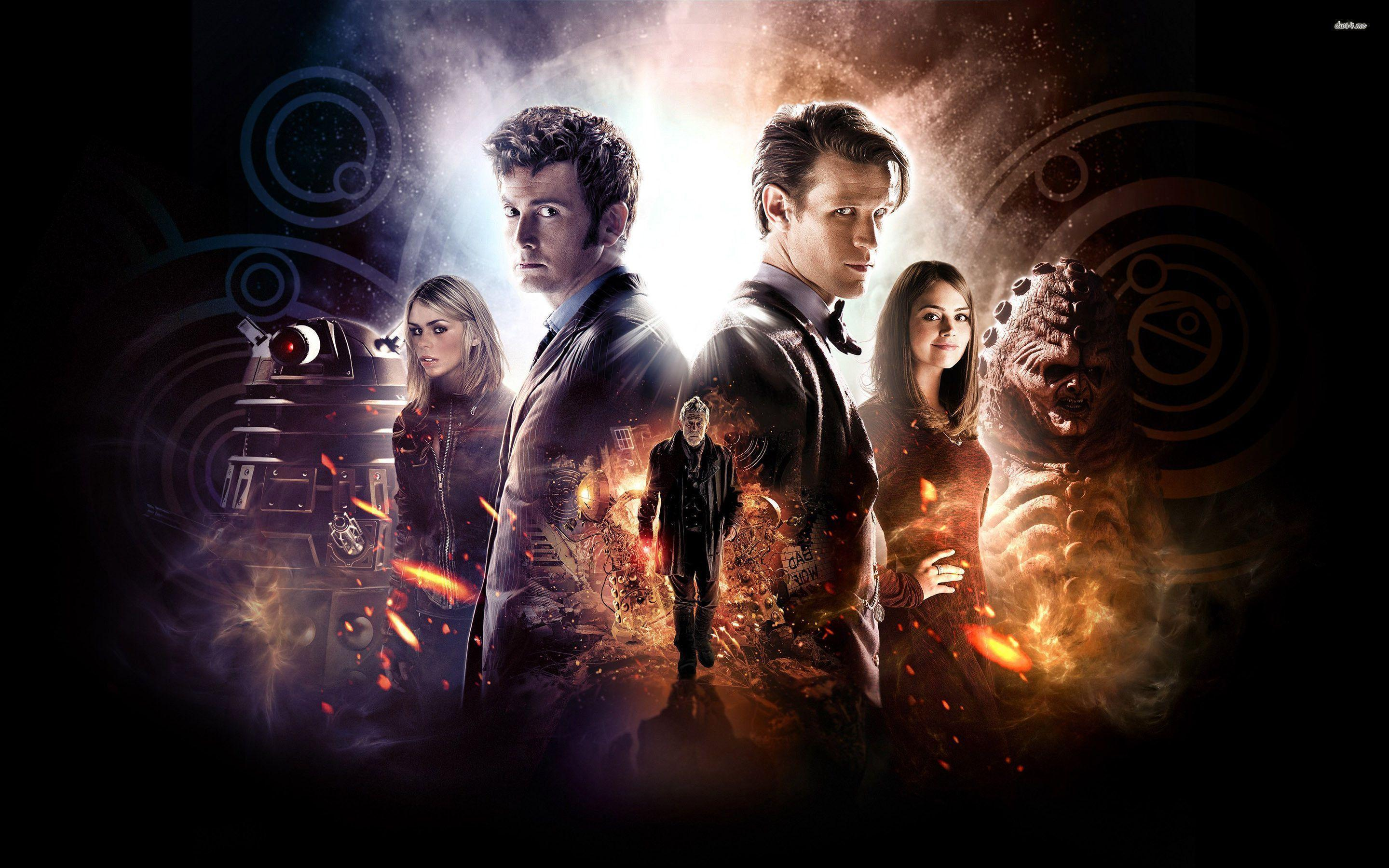 Doctor Who HD Wallpapers