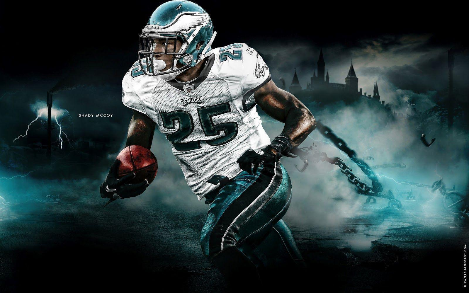 18 NFL Players LeSean McCoy HD Wallpapers