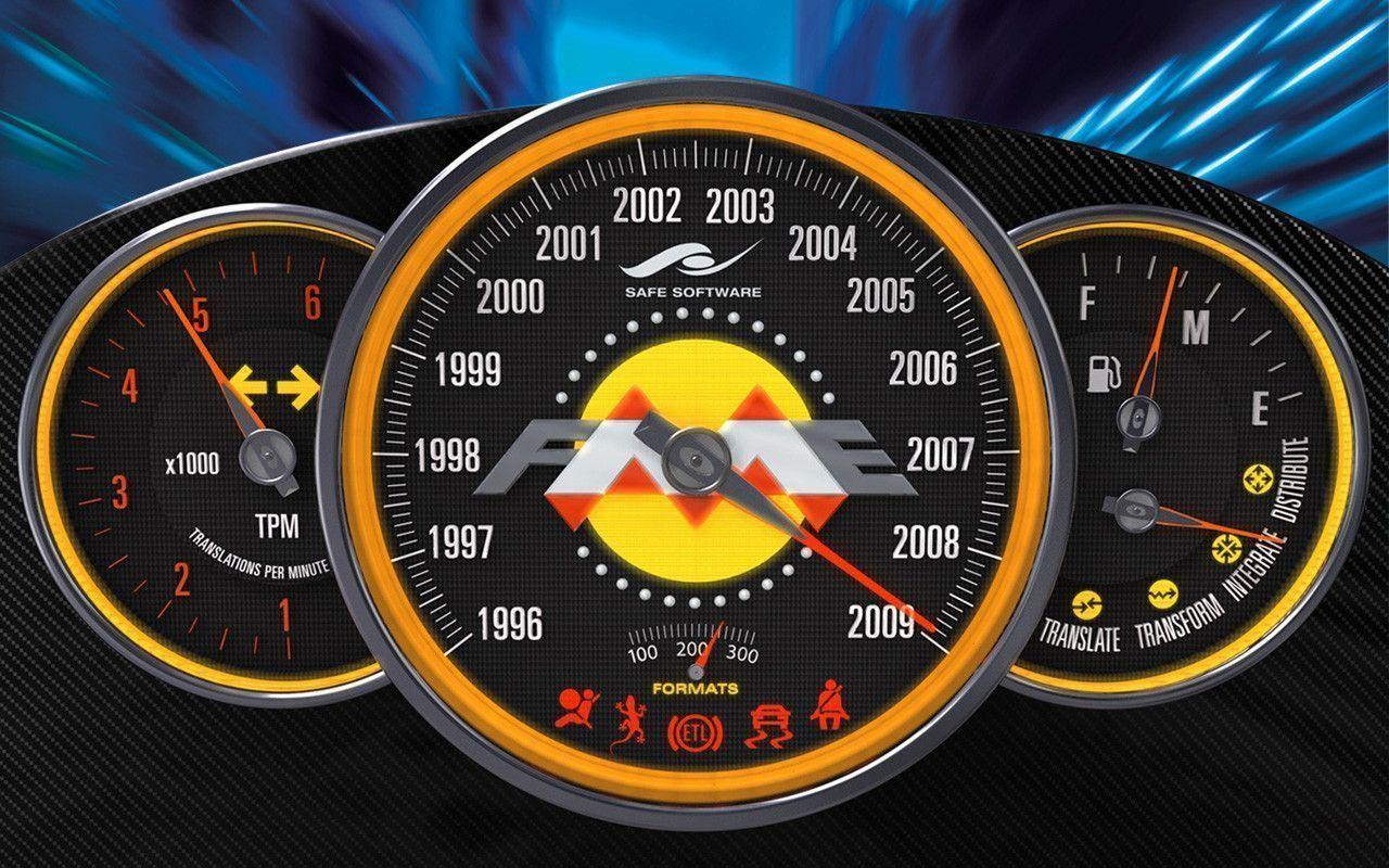 Speedometer Wallpapers Design Ideas ~ Wallpapers Ford Focus Ev