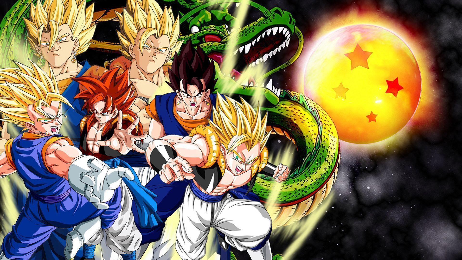 Dragon Ball Cool HD Wallpapers Picture On ScreenCrot