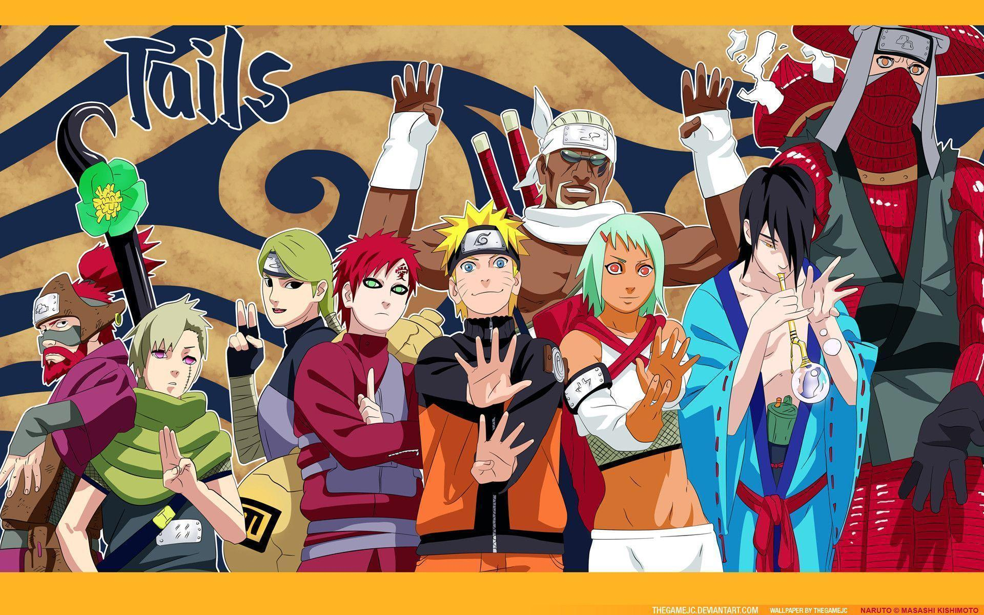 Naruto Characters In Real World Background Wallpaper: Naruto Christmas Wallpapers