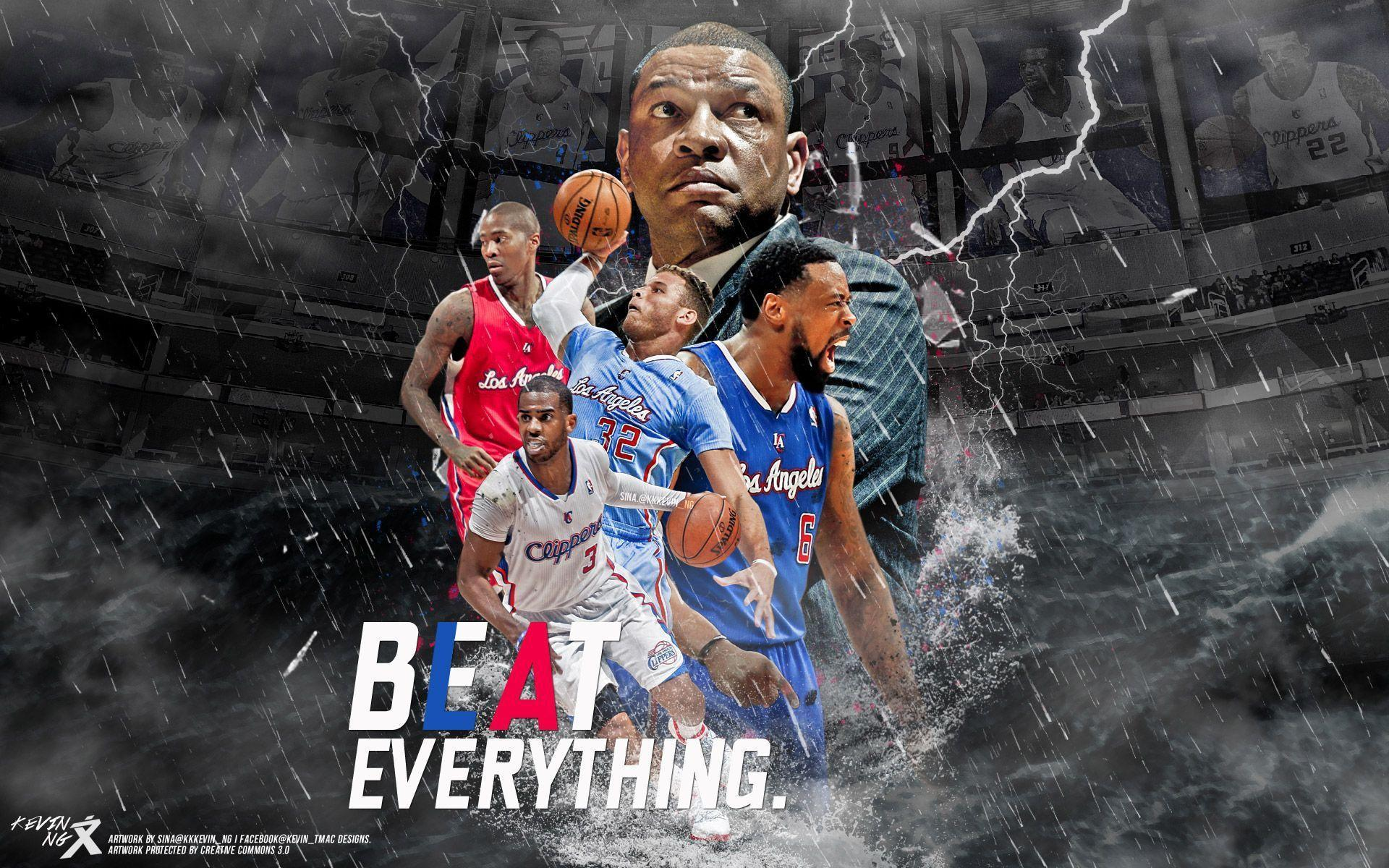 Los Angeles Clippers Wallpapers At BasketWallpapers