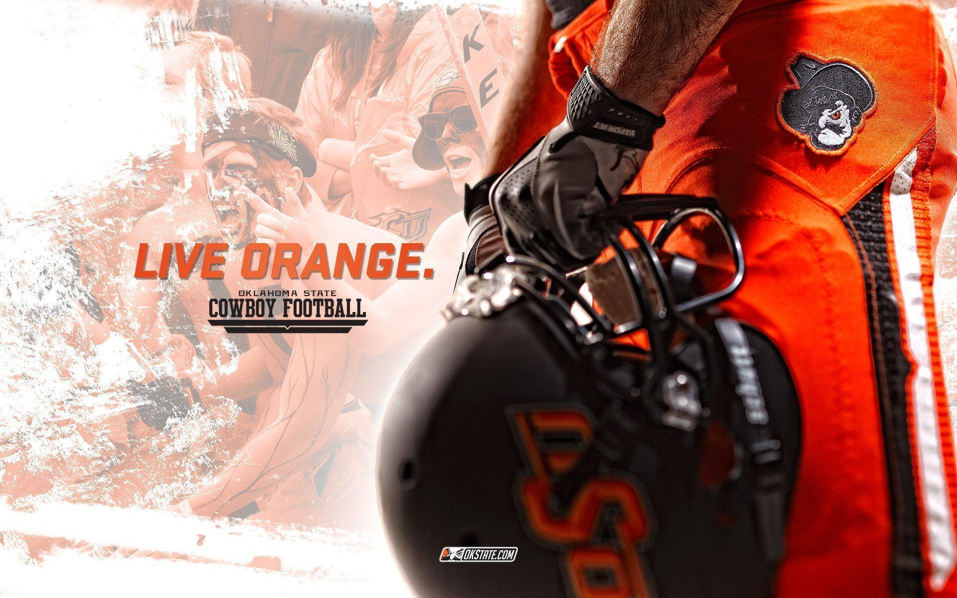 oklahoma state football wallpapers wallpaper cave