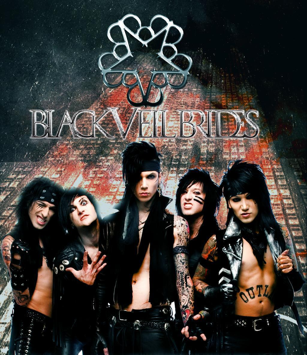 Black veil brides consider, that