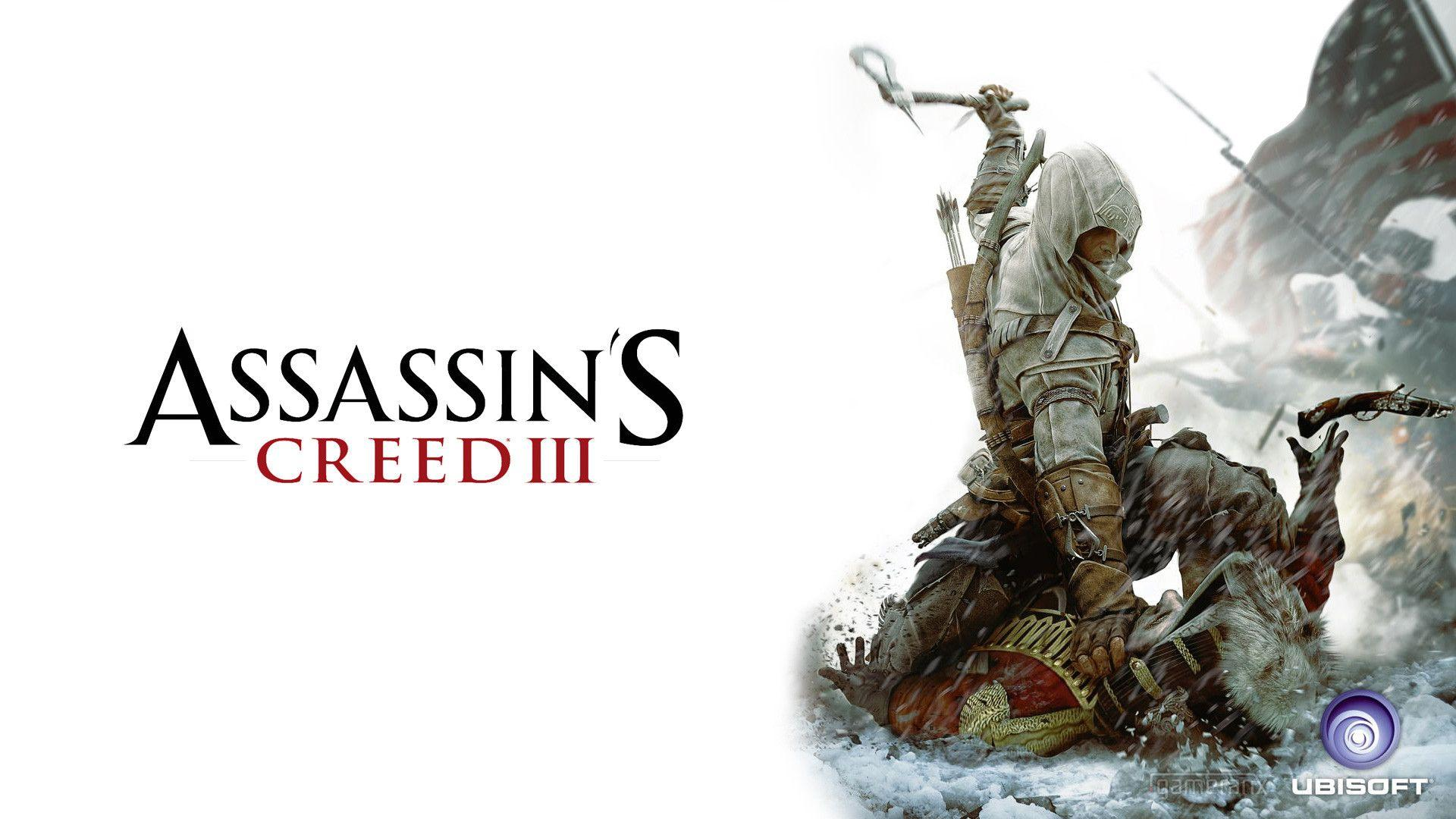 Assassin&Creed 3 Wallpapers in HD