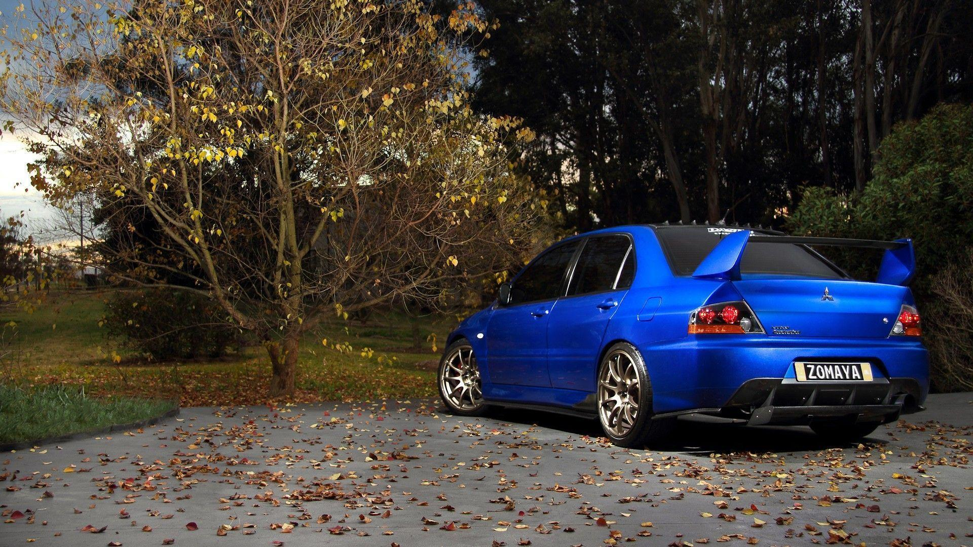 lancer evo x wallpaper 1920x1080