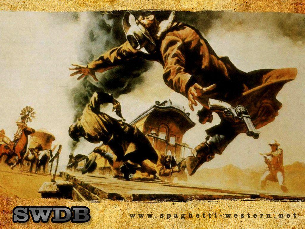 painting wallpaper western - photo #25