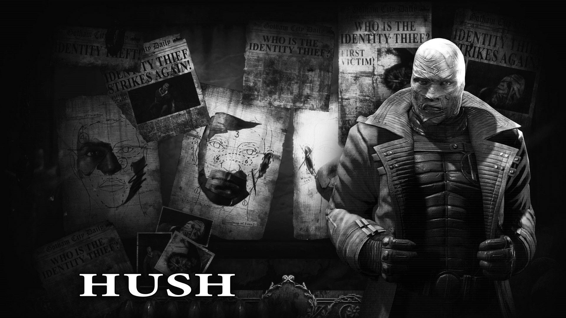 hush batman arkham city - photo #19