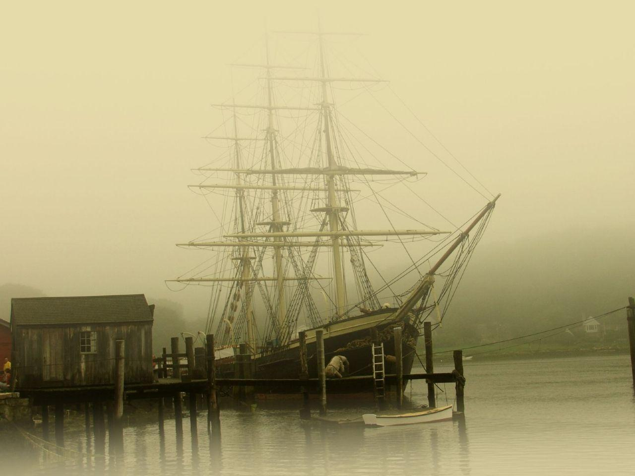 Tall Ships Wallpapers - Wallpaper Cave