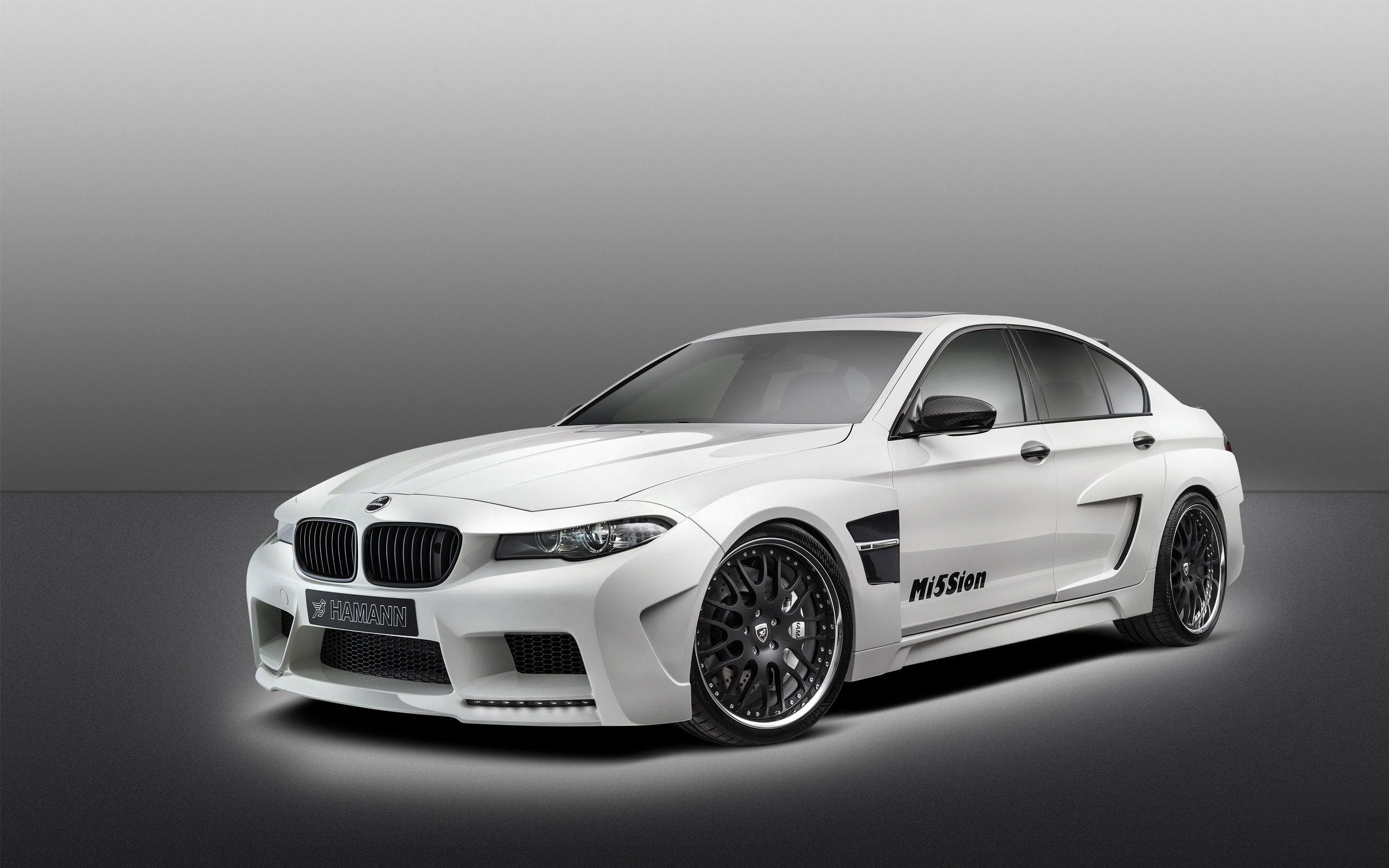 2013 BMW M5 Mission Wallpapers