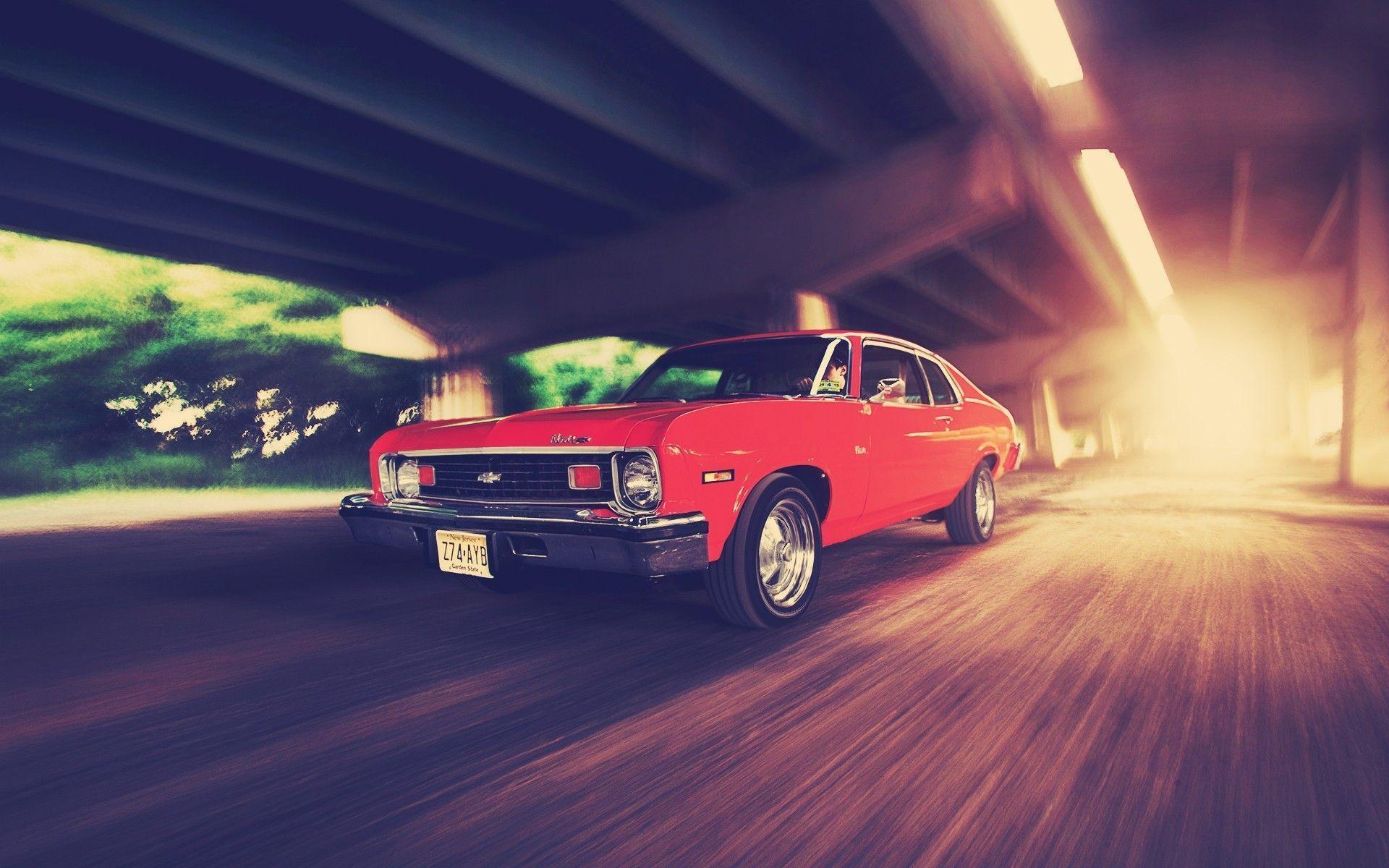 Best Muscle Cars Vintage