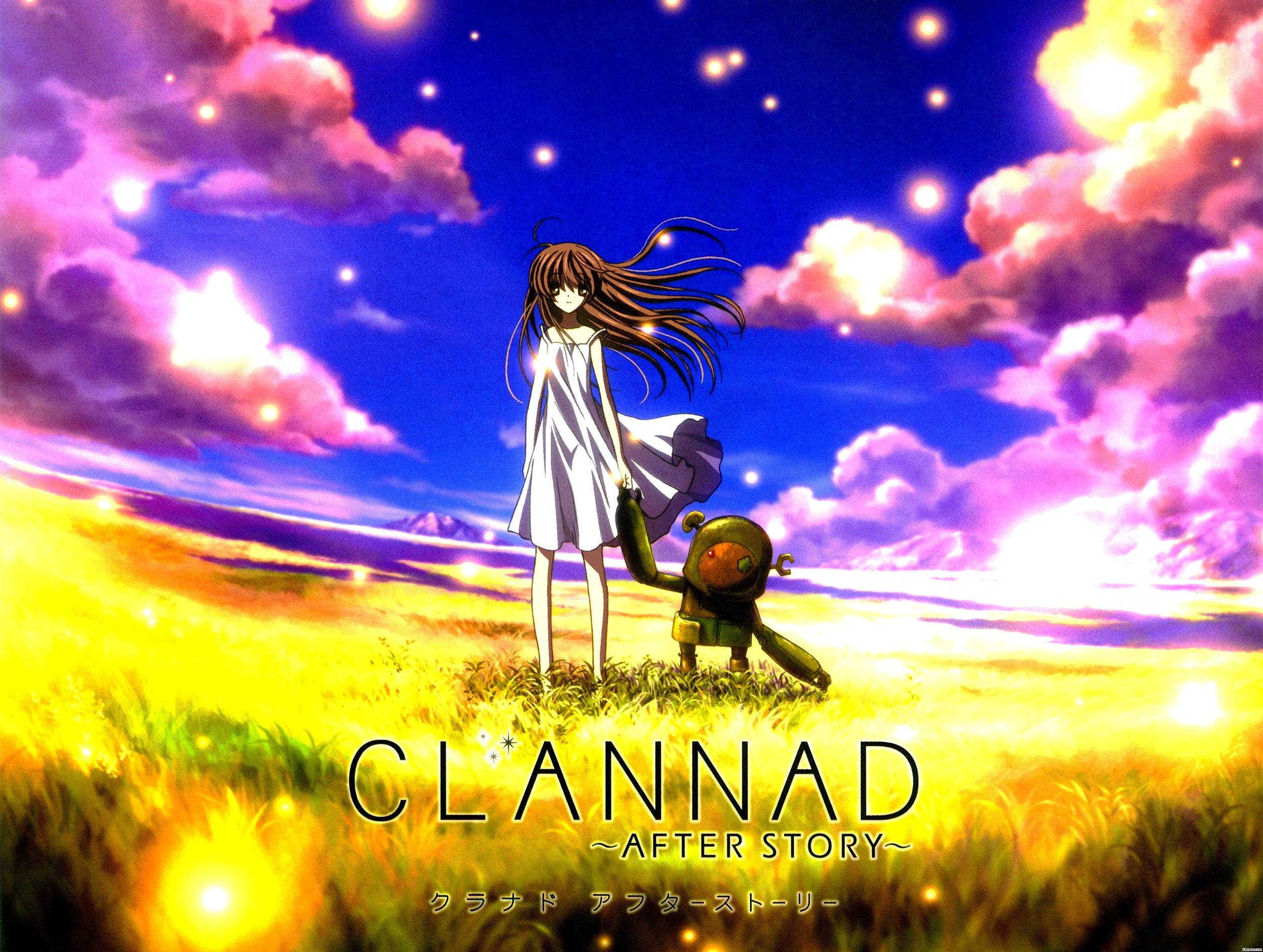 Clannad After Story Bs