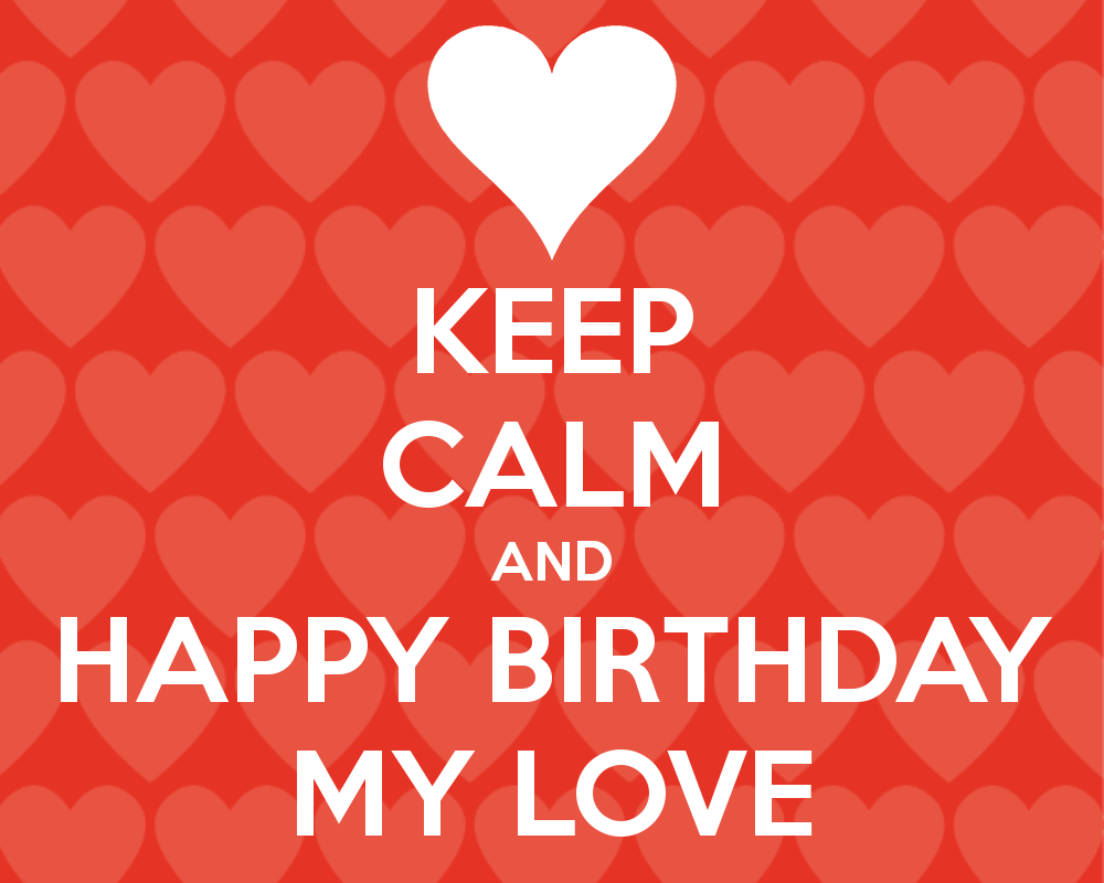 Love Birthday Wallpapers Backgrounds : Happy Birthday Love Wallpapers - Wallpaper cave