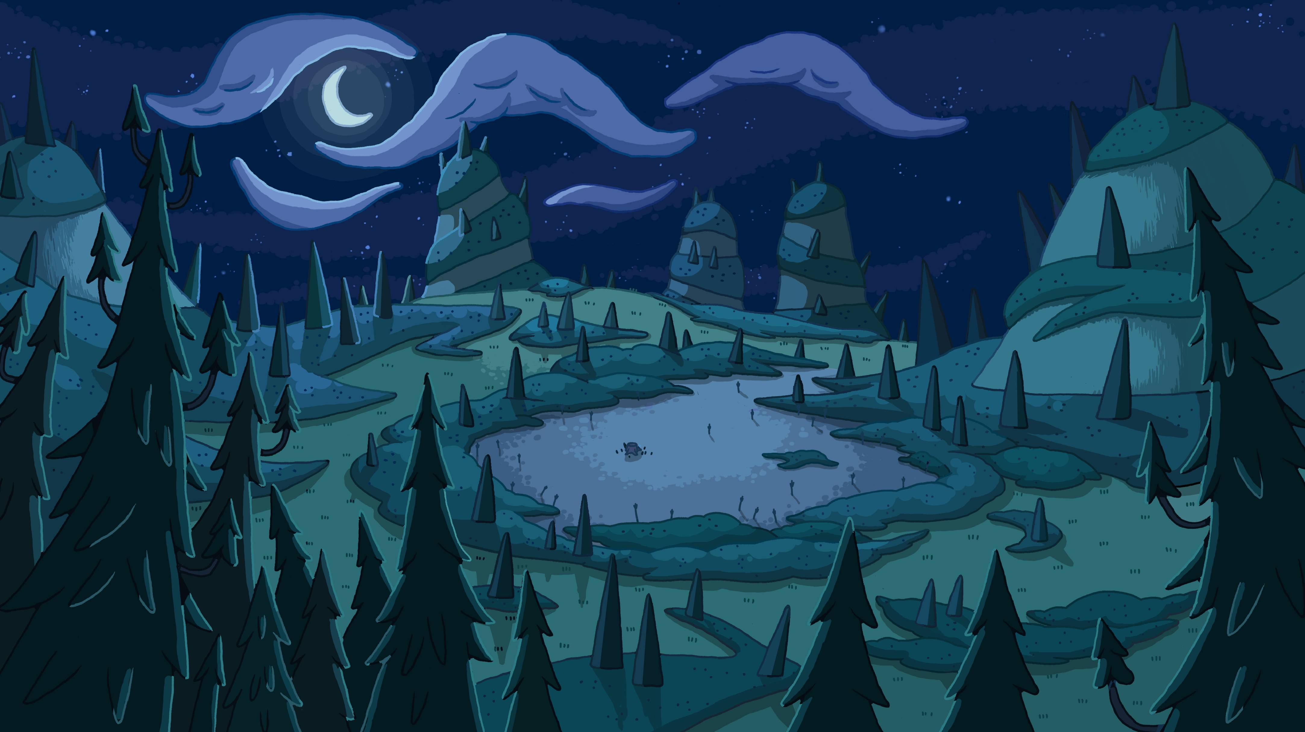 Adventure time backgrounds wallpaper cave adventure time wallpaper 4331x2432 voltagebd Gallery