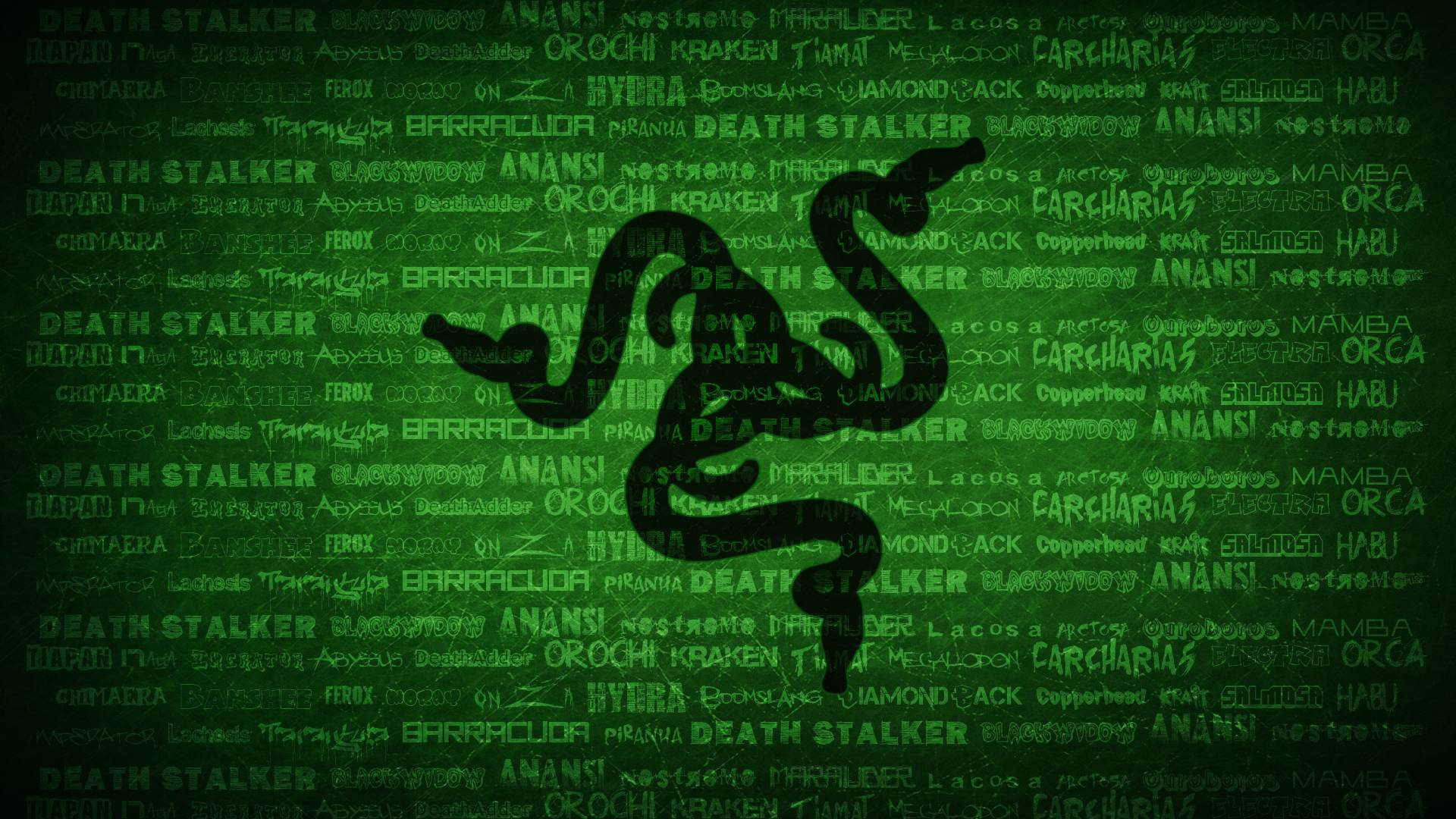 Wallpapers For > Razer Wallpapers 1920x1080 Green