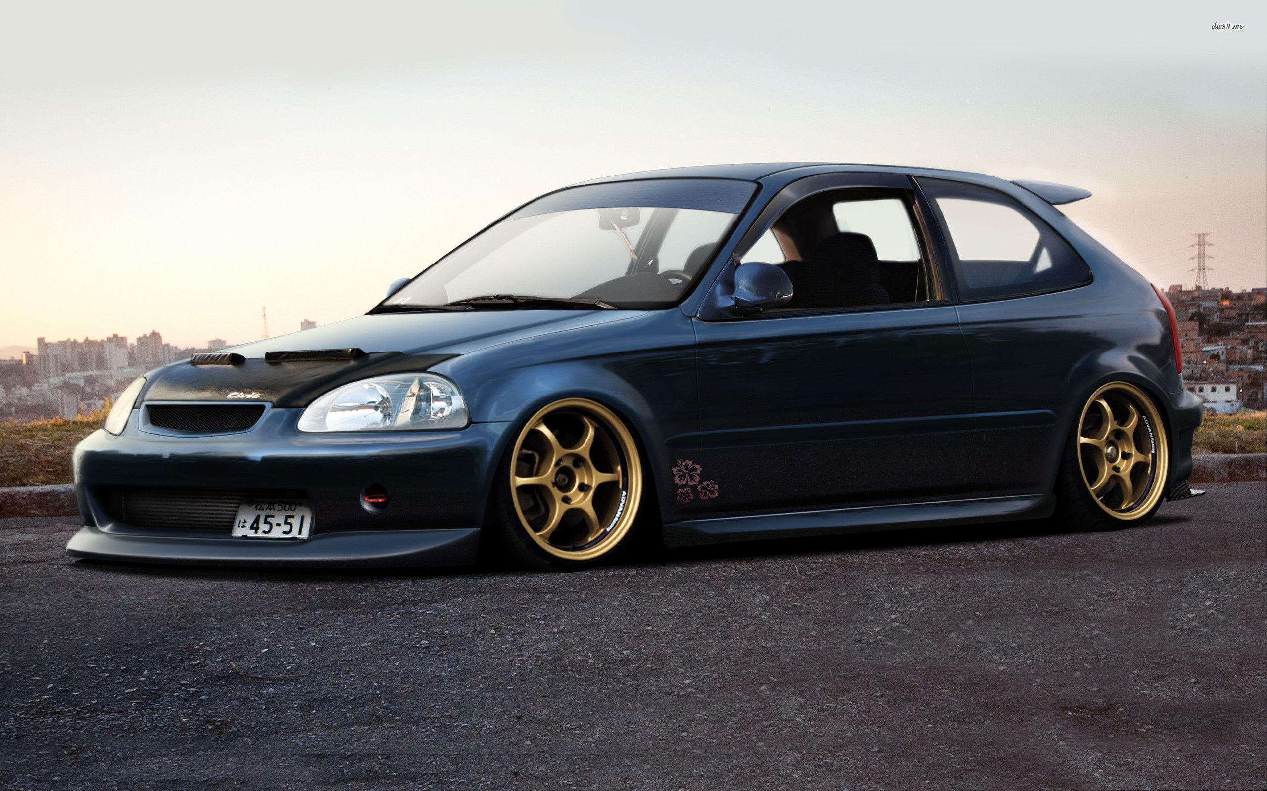 Honda Accord 2009 Coupe Tuning >> Honda Civic Wallpapers - Wallpaper Cave