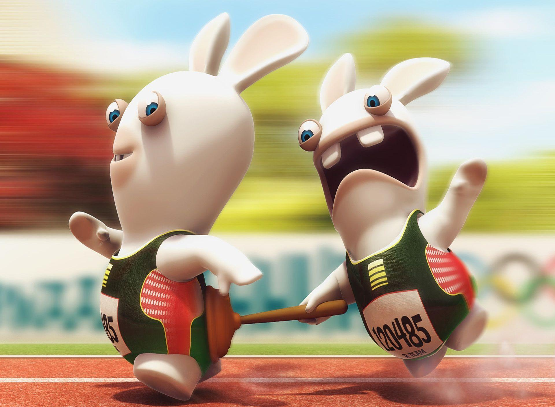 3D Cartoon Bunny HD Wallpapers Wallpapers