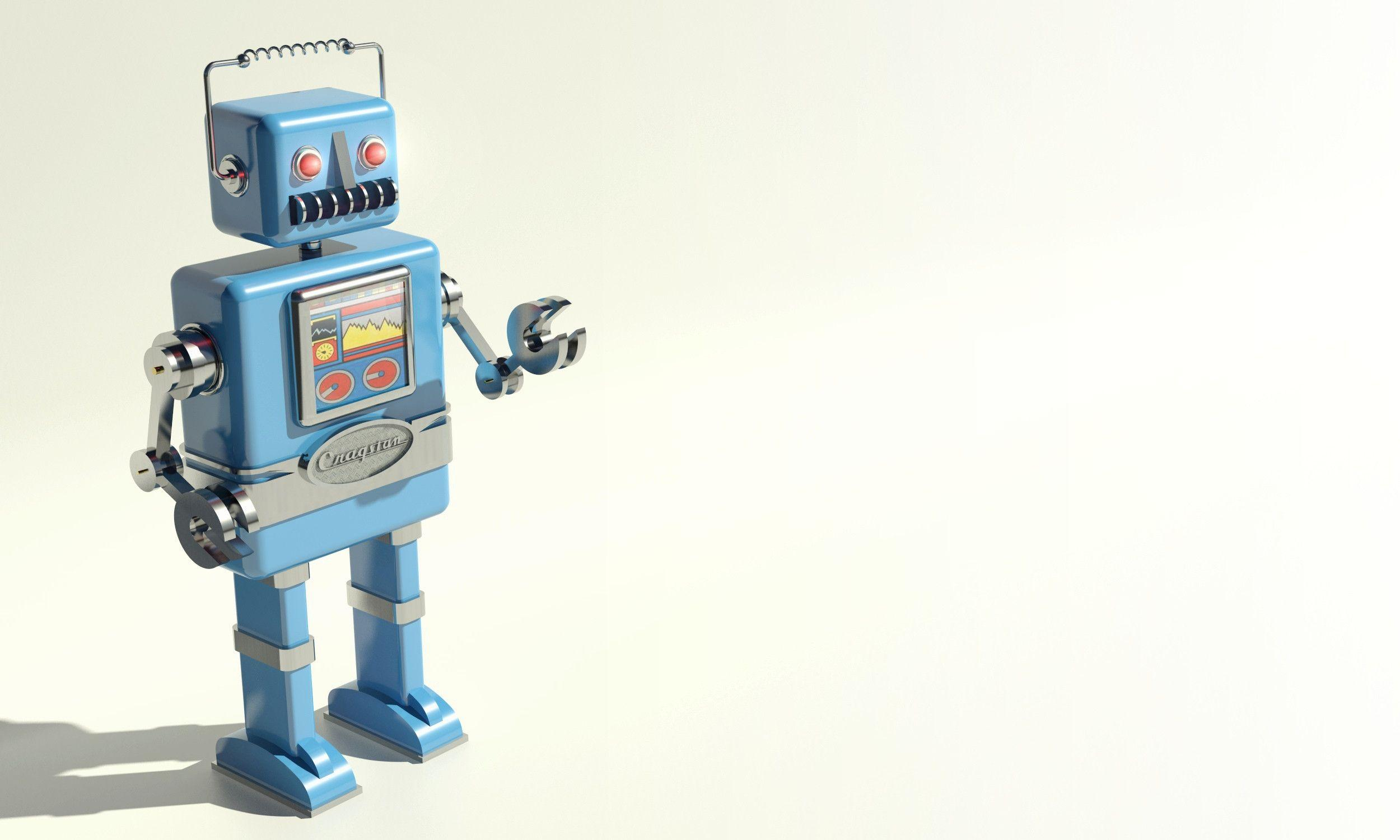 Robot Widescreen HD Wallpapers Wallpapers