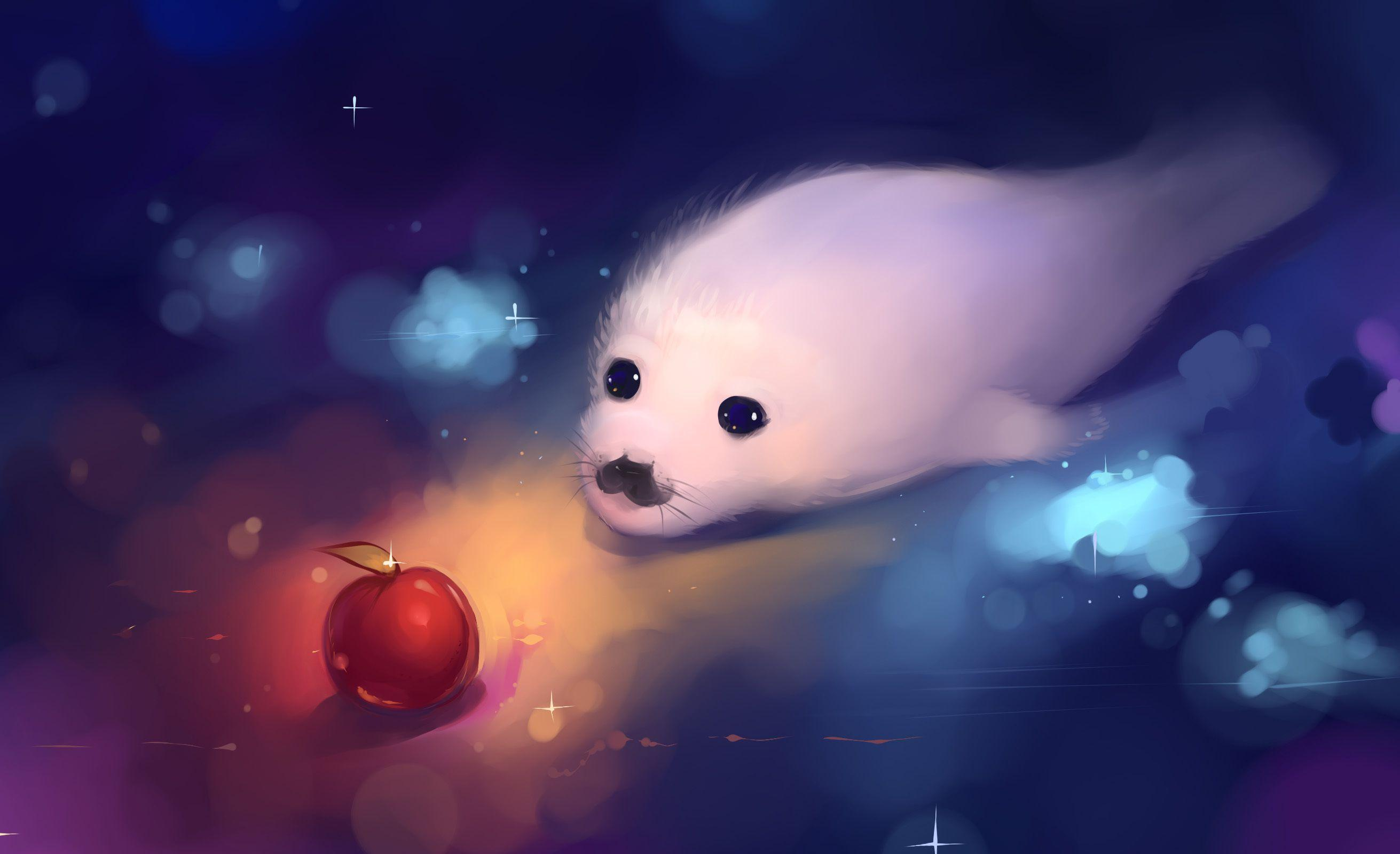 Cute Baby Seals 9361 Hd Wallpapers