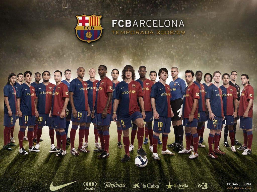 Wallpapers Fc Barca 1024x768PX ~ Wallpaper Fc Barcelona #49337