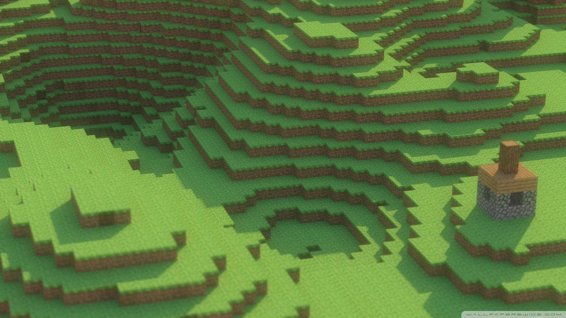 Download Creeper Minecraft Wallpapers 1920x1080