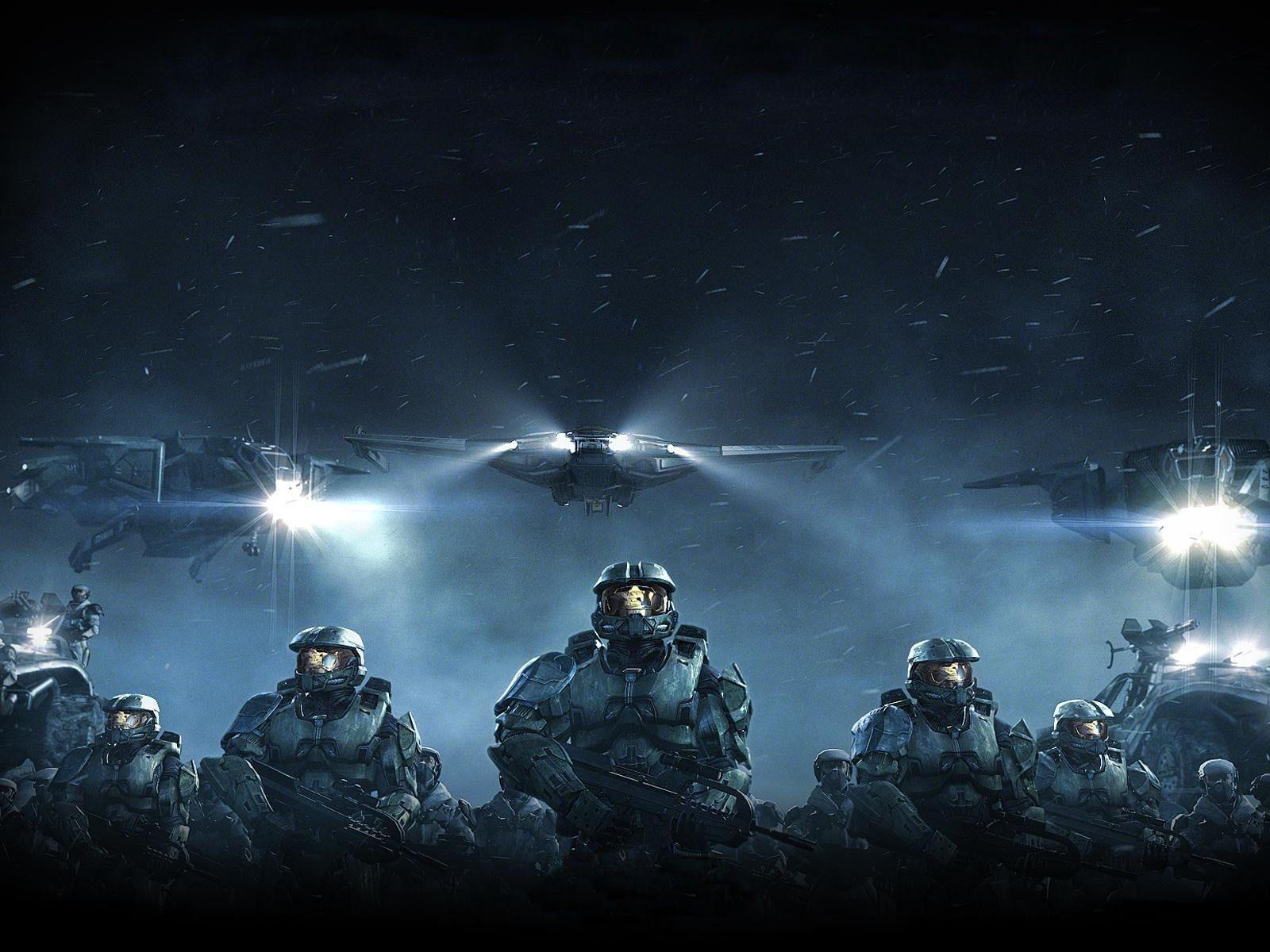 Halo Wars Wallpapers 5010 Hd Wallpapers Photo 61026 Label: 5010