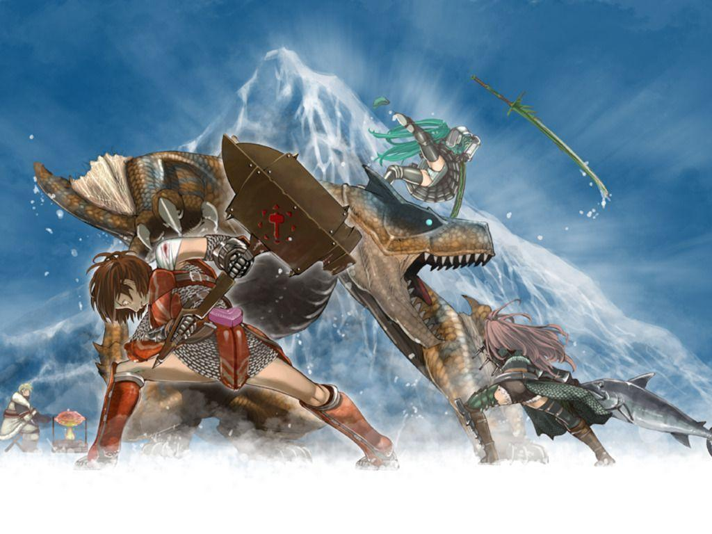 monster hunter wallpapers wallpaper cave