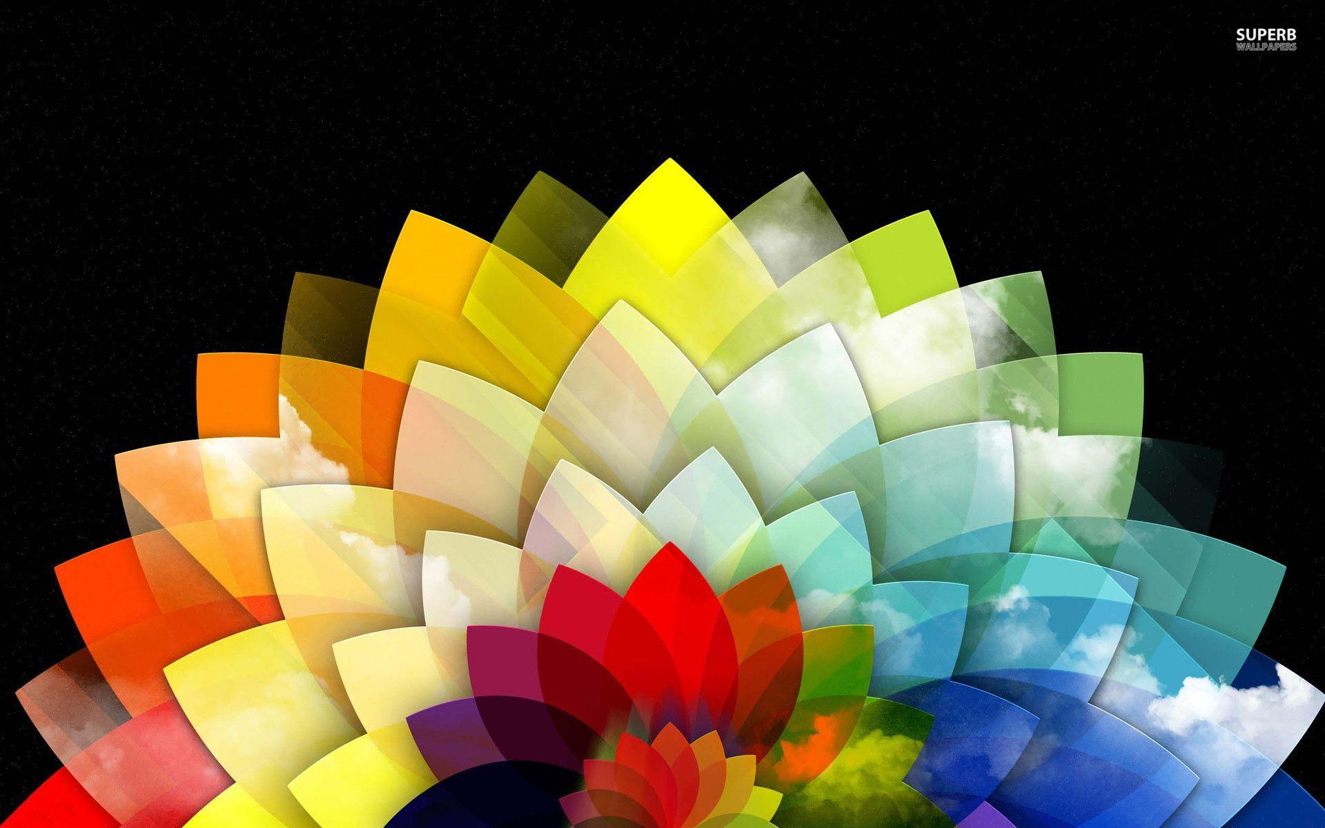 Free Colorful Flower Desktop Wallpaper: Colorful Flower Wallpapers