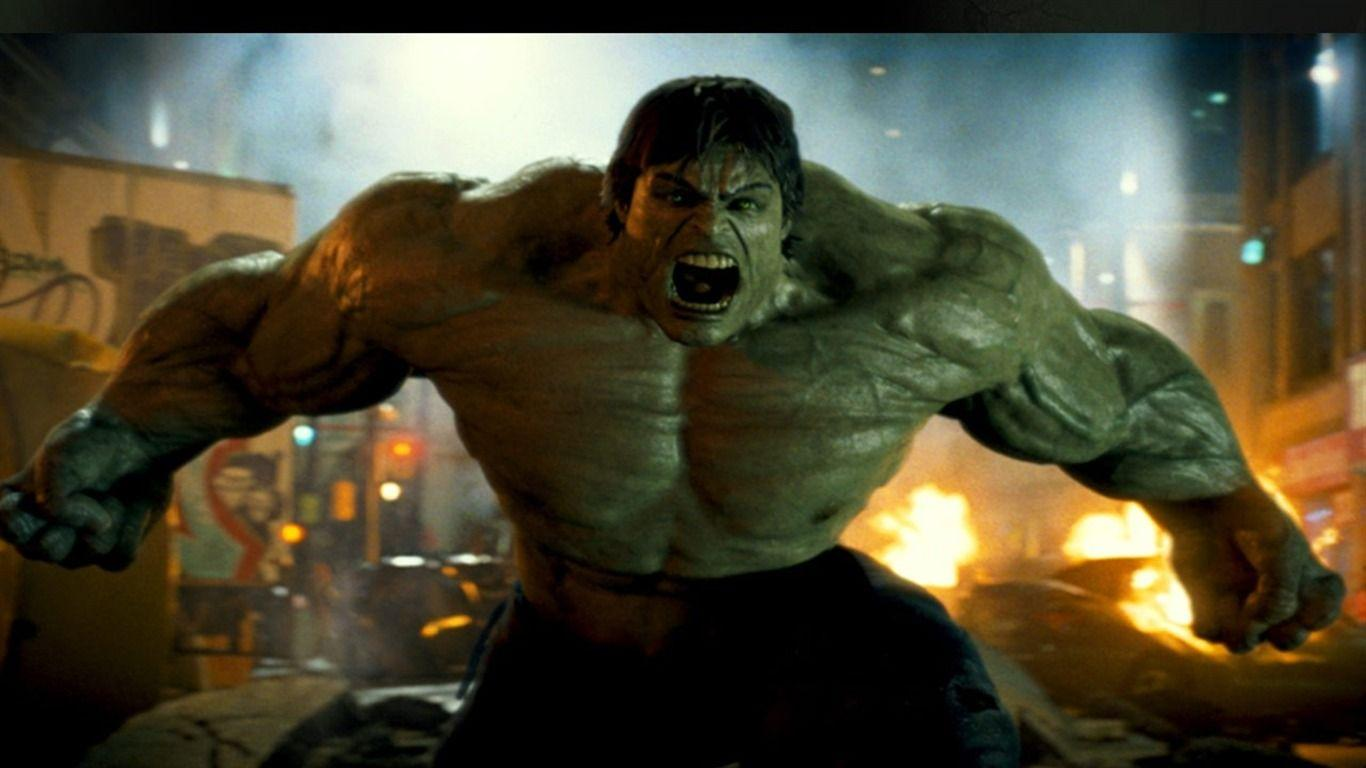 Image: The Incredible Hulk wallpapers and stock photos. «
