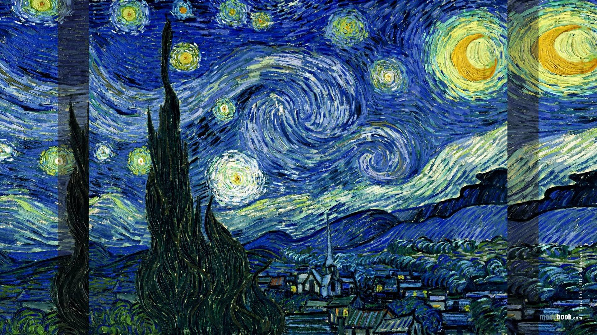 wallpaper starry night for - photo #31