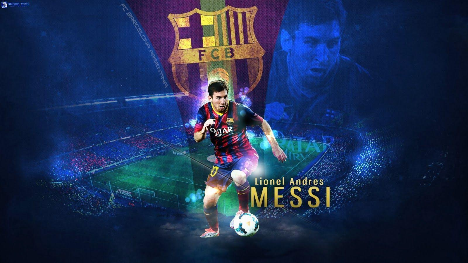 Hd Messi Wallpapers For Desktops | Onlybackground