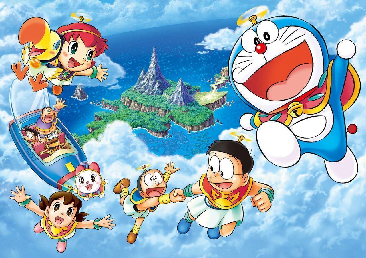 Doraemon Wallpapers Wallpaper