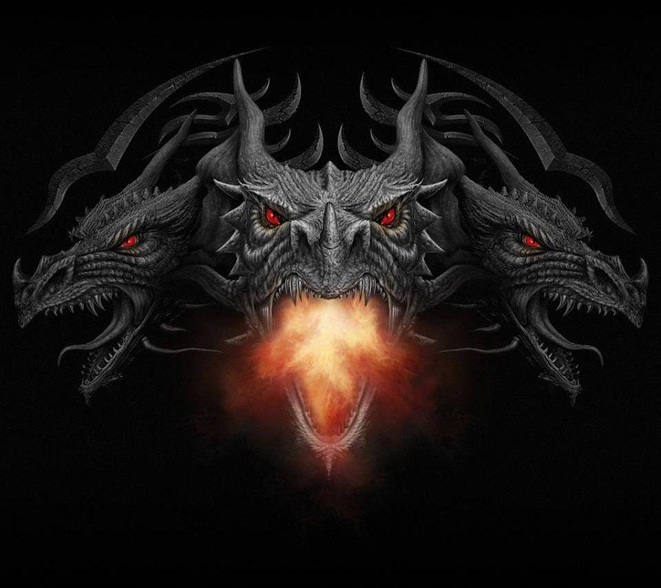 Dragon Head Wallpapers