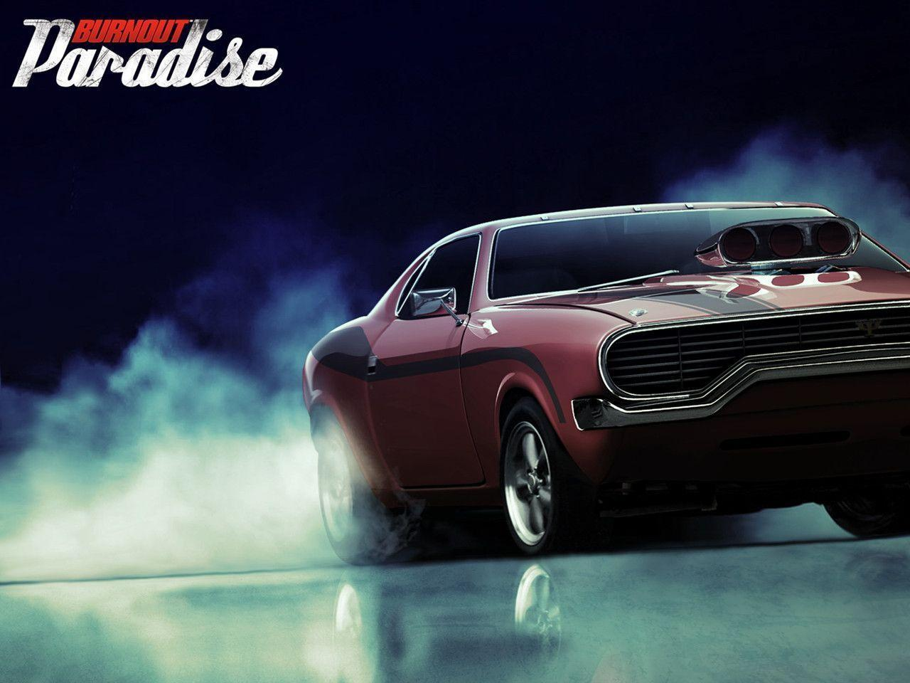 Cool Muscle Cars Wallpapers - Wallpaper Cave