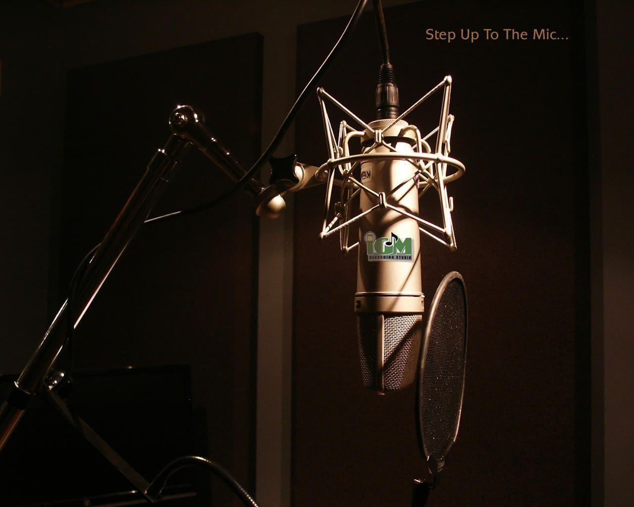 recording studio wallpaper joy - photo #44