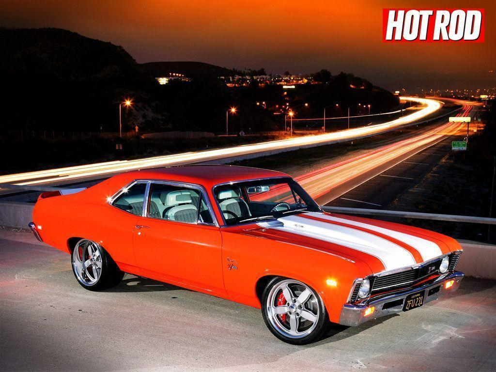 Hd Classic Muscle Car Wallpapers